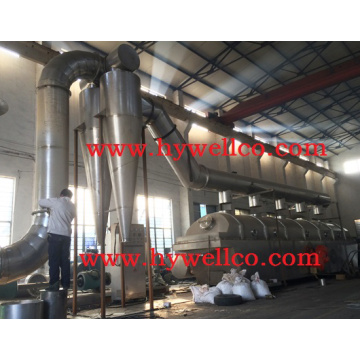 Sodium Chloride Vibrating Fluid Bed Dryer