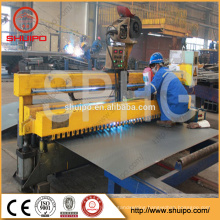 automatic metal plate welding machine