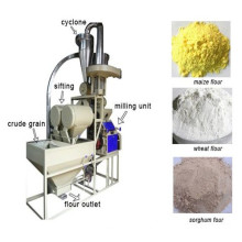 Commercial Mini Flour Mill