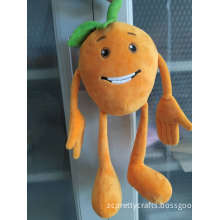Soft fabrics golden fruit toys