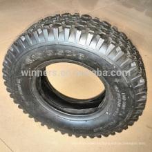 4.10 / 3.50-6 neumático de la carretilla