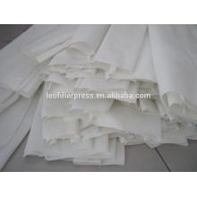 Leo filtre presse industrielle PP tissu filtrant