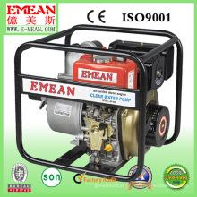 Bomba de água de 2-4 polegadas / bomba de água do motor diesel (EDP40C)