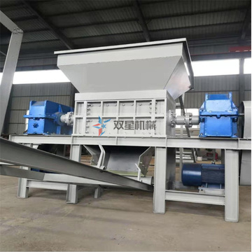 Industrial Scrap Metal Shredding Machine dijual
