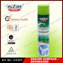 Limpiador en aerosol práctico desengrasante aerosol de la superficie del motor