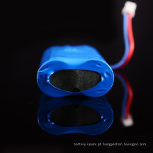bateria li-ion 18650 3.7v 5200mah 1S2P