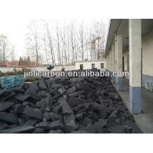 bloque de carbón de ánodo bajo en azufre