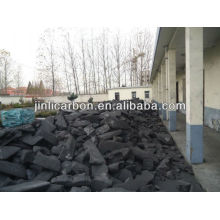 bloco de carbono anódico com baixo teor de enxofre