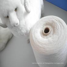 Nm2 / 26 100% Fios tingidos de lã de lã para tricô