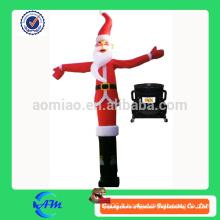 Noël Santa Claus Dancing Air Dancer Sky Dancer Air Tub pour publicité