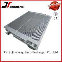 Aluminum Plate Bar Boat Engine Heat Exchangers