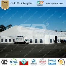 Aluminiumrahmen im Freien Zelt