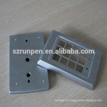 Stamping Zinc Alloy Door Ring Board Parts