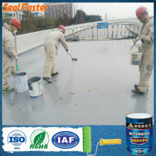 Waterproof membrane for bridge decks-Seamless film