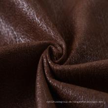 2016 Luxus Sofa Textilgewebe Synthetik Leder Stoff