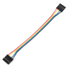 6 Pin Dupont 2.54mm Connector F/F Cable Jumper Wire 15cm