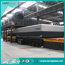 Landglass Horizontal Flat Glass Processing Tempering Machine