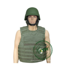 Bulletproof Body Armor Light Weight Bullet Proof Jacket with Molle for Military and Army