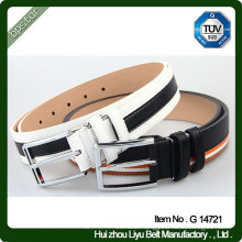 High Quality Fashion Leather Casual Belt for Men