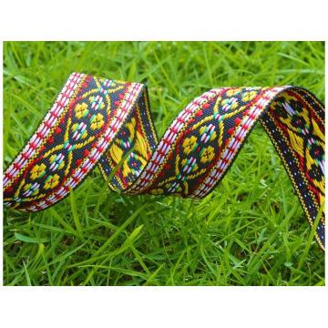 Polyester Single Double Face Satin Ribbon, Making Label, Slit Woven Embossed Satin Ribbon
