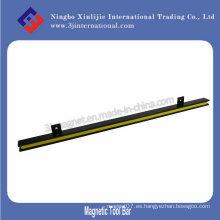 Barra magnética de herramienta de barra de herramientas magnética para el taller