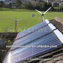 2014 Nueva Split Vacío Solar Collector