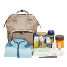 Durable Stylish Unisex Travel Multi-Function Diaper Backpack