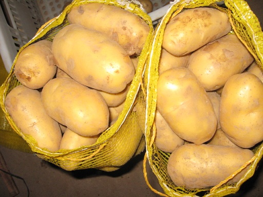 100-200g fresh potato