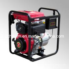 4 Inch Diesel Centrifugal Water Pump Electric Start (DP40E)