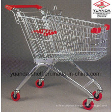 Shopping Cart with Trolley Bag for Supermarket