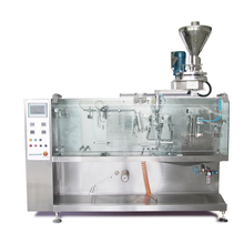 Automatic horizontal granule packing machine