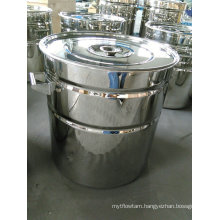 Stainless Steel Ribbed Drum/200L Ribbered Drum/Stainless Steel Ribbed Tank