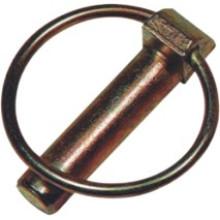 Fabricante Linch Pin Zinco chapeado, niquelado ou aço galvanizado elétrico