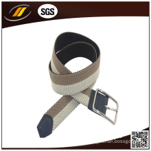 Newest Fashion Reversible Buckle Belt Braided Belt Used for Both Side