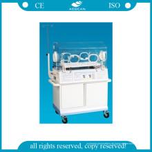 Tragbarer Wärmer-Inkubator für Säuglinge AG-Iir003A ISO&CE-zugelassener Säuglingswärmer