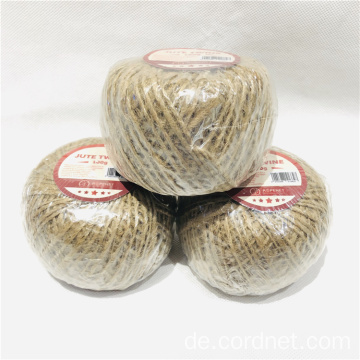 Natural Color Jute Twine Pack Schnur Garden Line