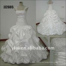 Späteste erstaunliche neue wirkliche Ankunftsqualitätskristallsteine Kugel stylerystal verschönerte Hochzeitskleider JJ2605