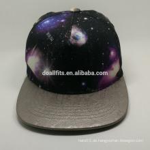 Galaxie gedruckte Hysteresen-Kappe mit großem Preis für Großhandel