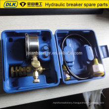 hydraulic breaker spare parts hydraulic breaker charging kit with high-quality