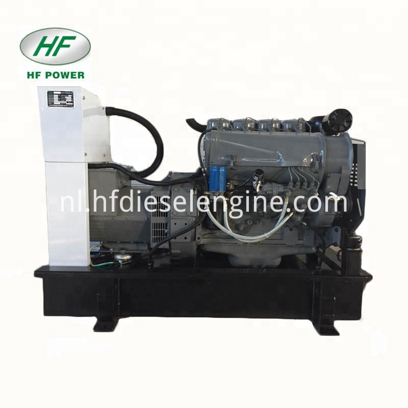 20kva 30kva 50kva Air Cooled Industrial Diesel
