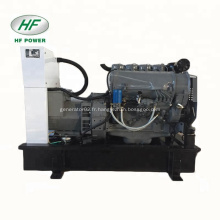 Groupe électrogène Diesel Deutz 20kva 30kva refroidi à l'air
