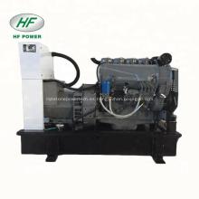 20kva 30kva aire refrigerado diesel Deutz grupo electrógeno