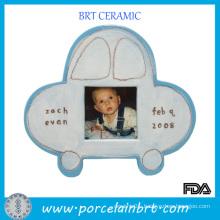 Small Cute Car Shape Photo Frame