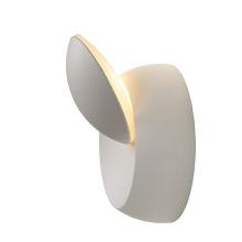 Спальня Круглый квадратный вращающийся светодиодный настенный светильник