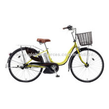 Electric Bikes, Suitable for Women, Aluminum Alloy Back, Carrier and Fenders