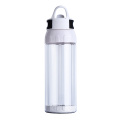 High quality 500ml glass water bottle, BPA free water bottle, glass drink bottle