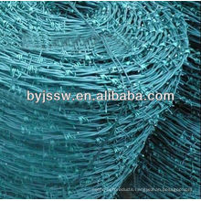 10 gauge pvc coated wire barbed wire