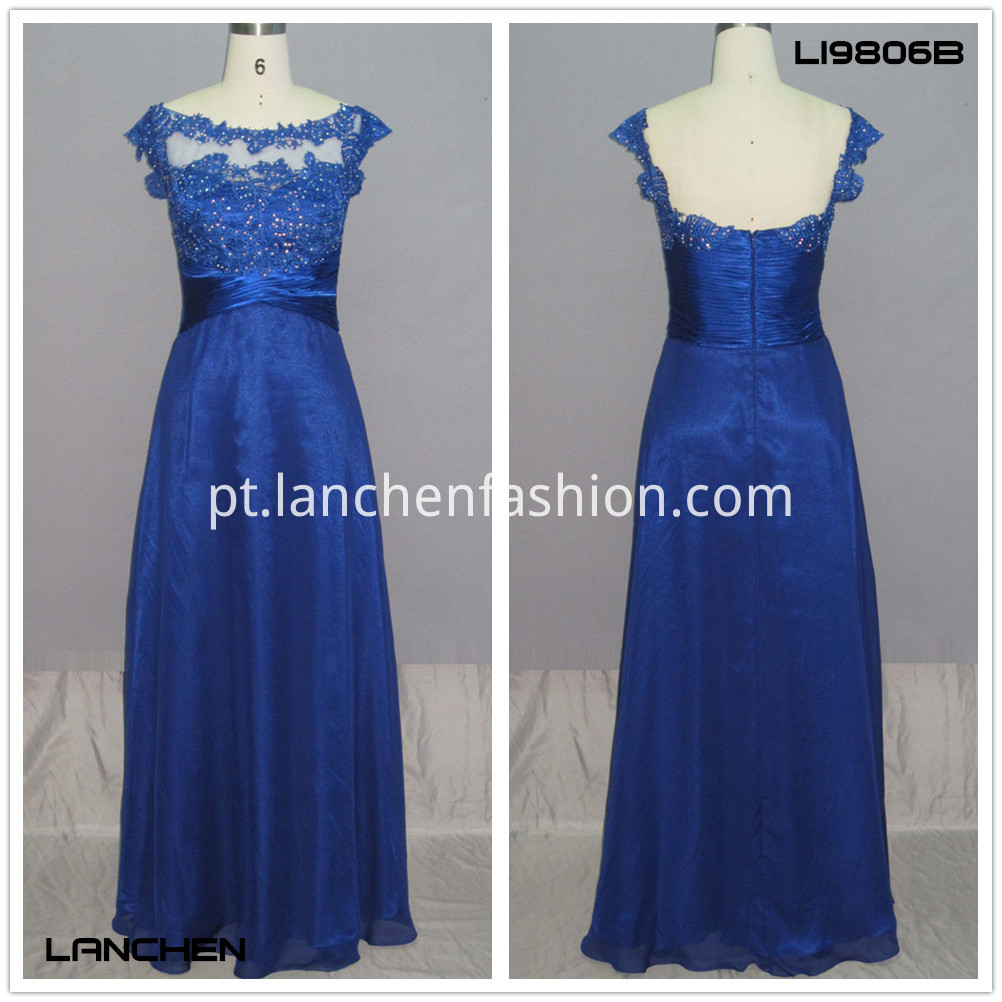Gown Dress royal