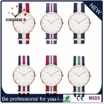 Quartz en acier inoxydable de haute qualité à la mode nouvelle montre originale Dw Brand pour hommes / DC-003