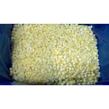 Détail de patates douces congelées IQF